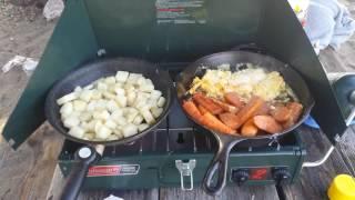 Coleman stove 2 burner propane(, 2016-05-28T23:11:35.000Z)