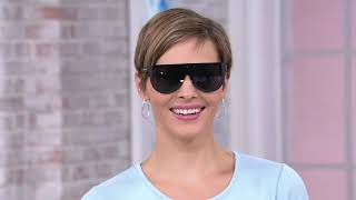 Prive Revaux The Coco Polarized Sunglasses on QVC