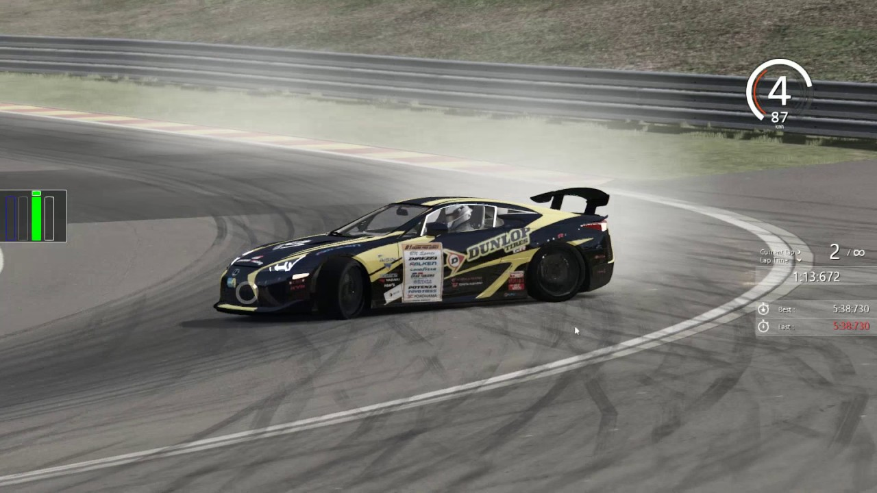 Assetto Corsa D1 Drift Pack by Skilledhothands