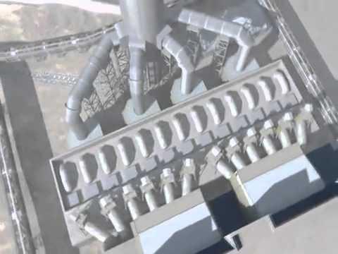 Video 3D  Sản xuất điện từ than như thế nào    Bảo Dưỡng Cơ Khí