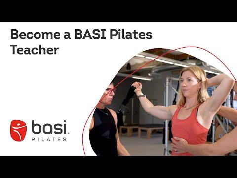 Become a BASI Pilates Teacher