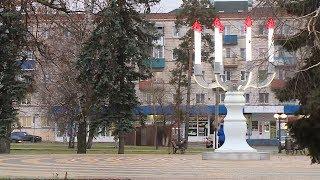 Урюпинск благоустраивают к 400-летию