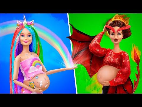 14 лайфхаков и поделок для беременных Дракона и Единорога