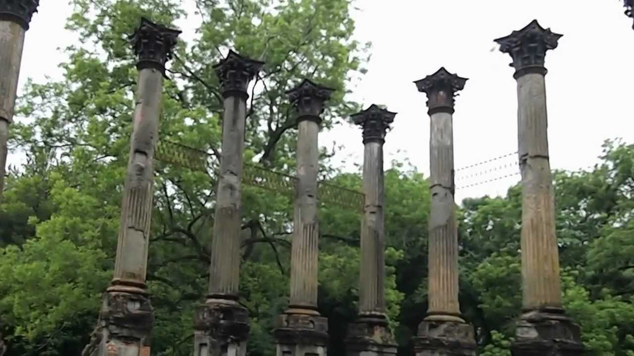 Image result for The Windsor Ruins in Claiborne