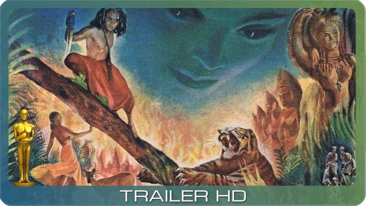 Jungle Book ≣ 1942 ≣ Trailer