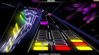 Audiosurf: Hitomi Nabatame - Wolf In My Heart