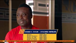 Charles Taylor On Life After The Game With Yaa Agyemang
