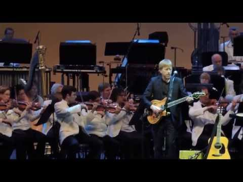PETRICHOR/Trey Anastasio and the L.A. Philharmonic 9-26-2014 Hollywood Bowl