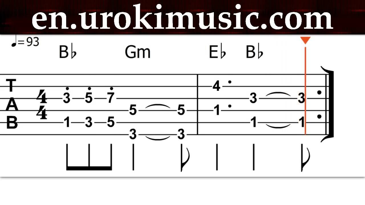 Nice Flo Rida   My House   How To Play Guitar Chords Sheet Music Tabs
