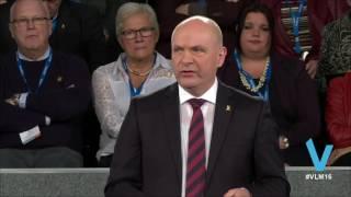 Søren Gades tale ved Venstres Landsmøde 2016