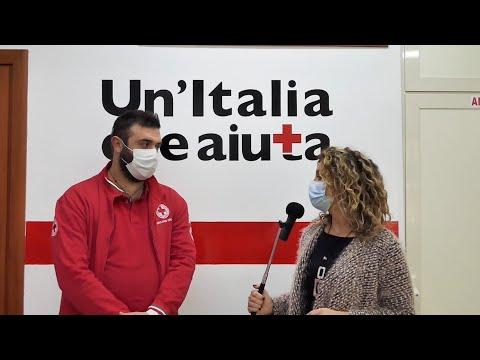 La solidarietà ed il lavoro della Croce Rossa Italiana Comitato di Ercolano