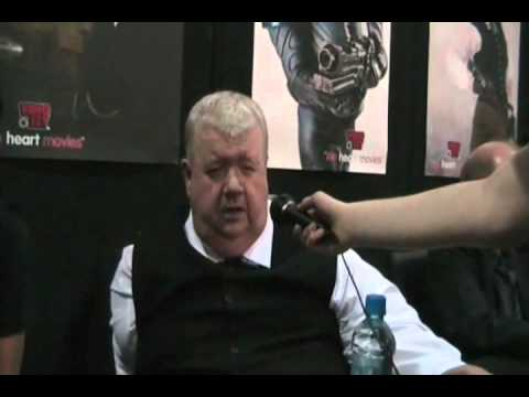 Tylor TV-Ian McNeice Interview