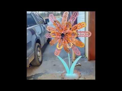 Diy Garden Sculpture Art by Raymond Guest