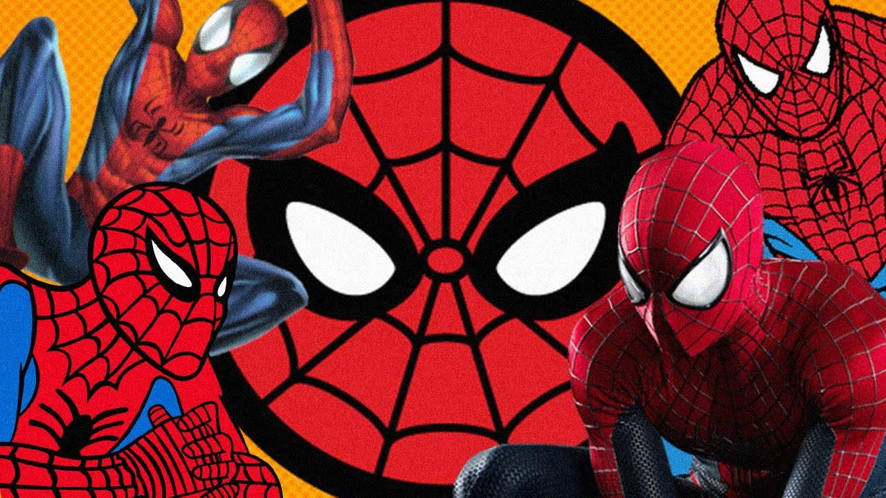 The New Spider Man Movie Logo Is The Best One Yet Up At Noon Live