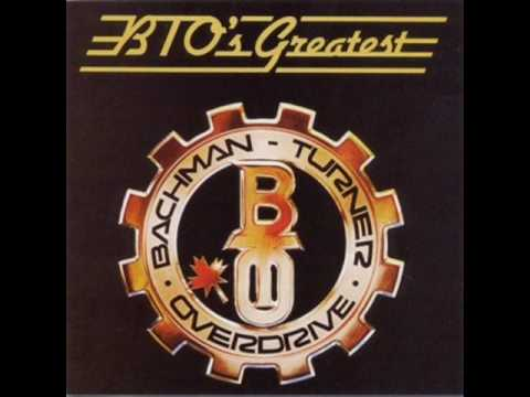 Bachman Turner Overdrive-Taking care of business