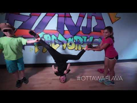 Music Video Dance Camp 2018   The Flava Factory