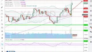 analyse forex matière première  pour semaine du 27 06 16    apprendre trading