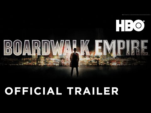 Boardwalk Empire - Season 1-5: The Complete Series Trailer - Official HBO UK
