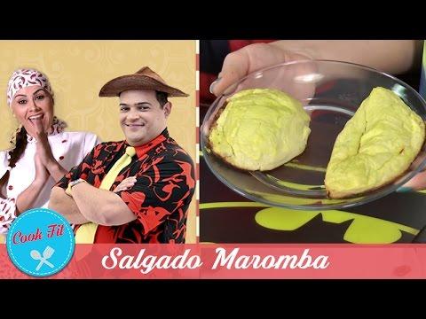 SALGADO MAROMBA | Cook Fit | Matheus Ceará E Dani Iafelix