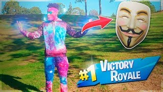 A FORTNITE HACKER SENT ME THE GALAXY SKIN IN REAL LIFE... (BOOTLEG SKIN) CRAZIEST FORTNITE DUO