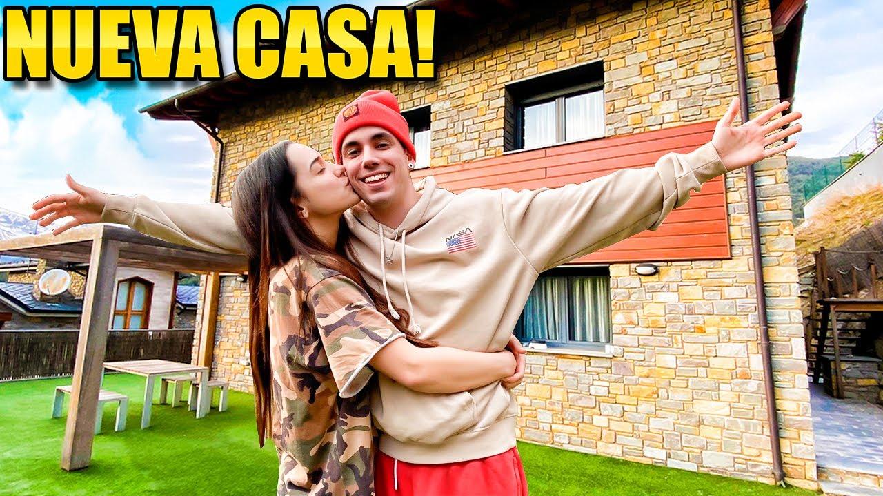 NUESTRA NUEVA CASA!! **la casa de nuestros sueños!**