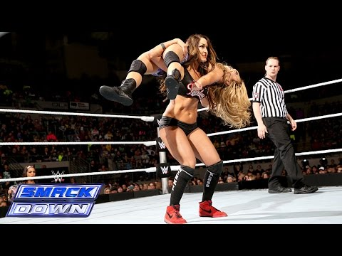 Emma vs. Nikki Bella: SmackDown, November 28, 2014