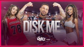 Disk Me - Pabllo Vittar | FitDance TV (Coreografia) Dance Video