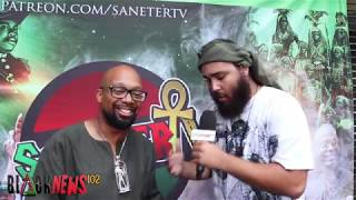 Jabari Give The Guerilla Hebrew A History Lesson He Will Never Forget
