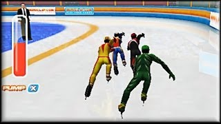 Winter Games - Walkthrough (all 1-5 lvl)