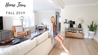 Fall 2019 Home Tour - Walk Through After our Full Gut Renovation