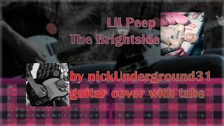 Скачать TABS Lil Peep The Brightside HQ Guitar Cover With Tabs