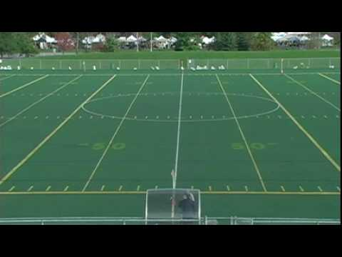 Carleton University Ravens vs Universite Laval Rouge et Or - October 13th 2013