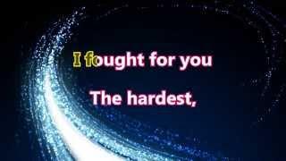 Beyonce - Heaven (Karaoke/Instrumental)