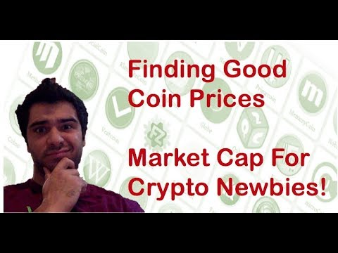 What Is Market Cap? - Crypto Newbies Watch This!