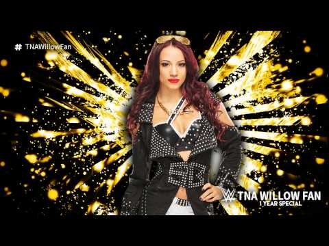 WWE NXT Sasha Banks 5th Theme Song ''Sky's...