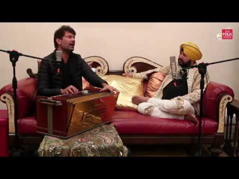 Daler Mehndi with Jasbir Jassi | Part 1 | DM Folk Studio | Radio City