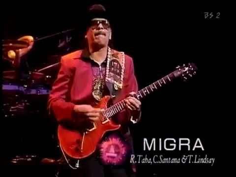 Carlos Santana - Supernatural Part 1 - live in Tokyo Japan on Easter Sunday