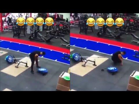 Những tình huống hài hước trong phòng gym | Gym Fail Compilation 2018 #1