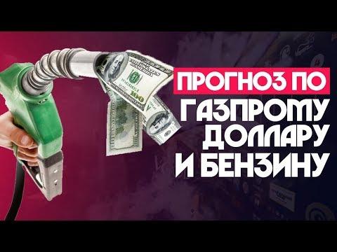 Стоит ли покупать акции Газпрома? Сколько будет стоить бензин и доллар в 2024 году?