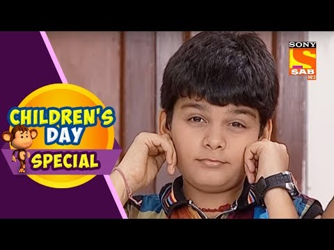 Thumbnail: Children's Day Special | No Homework During Vacation | Taarak Mehta Ka Oolta Chashmah