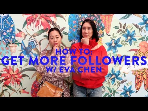 How to grow your Instagram with Eva Chen | Aimee Song