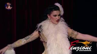 Gambar cover [Ultra HD-4K Burlesque] - LouLou D'vil - Sex On Legs Blues Performance