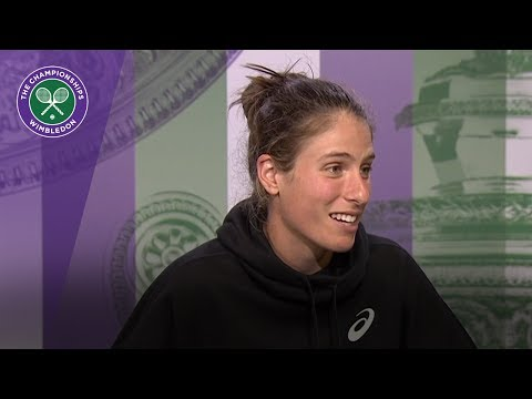 Johanna Konta Wimbledon 2017 semi-final press conference