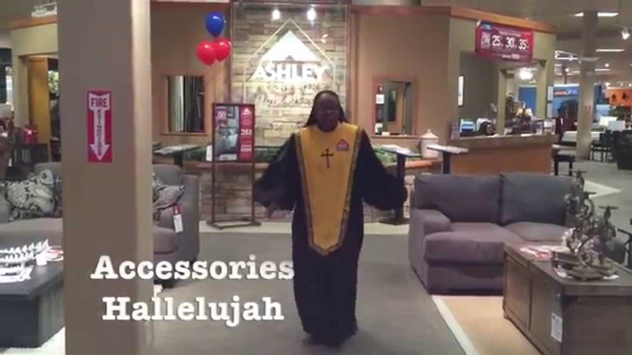Ashley Furniture Homestore Victoria Corpus Christi Tx Uptown Funk Parody Youtube