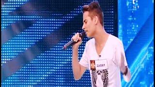 """John Legend - """"All of me"""" (Varianta în limba română). Viorel Tudorache, la X Factor!"""