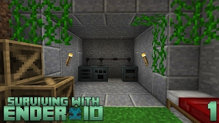 Surviving With Ender IO :: E01 - Getting Started