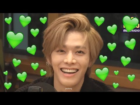 a video of yuta smiling to heal your soul (nct)