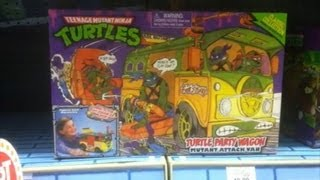 TMNT Party Wagon Box Preview