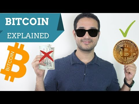 Bitcoin, Bitcoin Wallet & Bitcoin Mining Simple Explained!