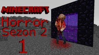 minecraft horror sezon 2 odcinek 1 seria zawieszona